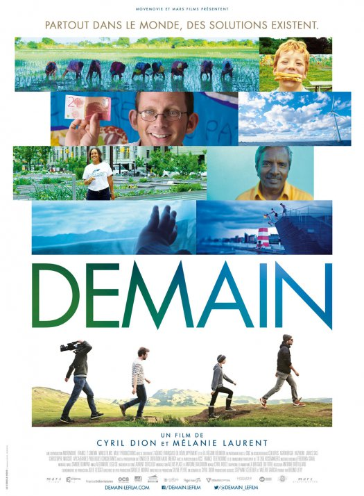 Projection du film « Demain » à Acoz